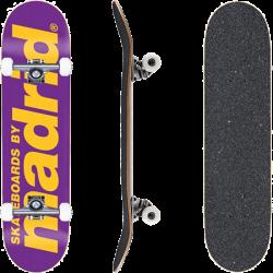 Madrid Complete Skateboard 8.0