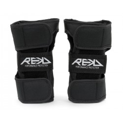 REKD Black Wrist Guards